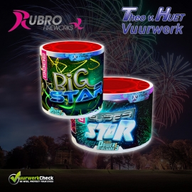Super Star & Big Star 1+1 GRATIS