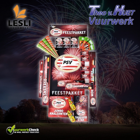 PSV feestpakket