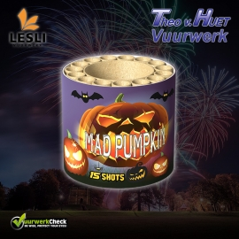 Mad Pumpkin (1 + 2 gratis)