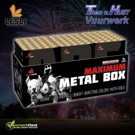 Maximum Metal Box - Compound