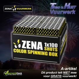 Zena Color Spinning Box - Compound
