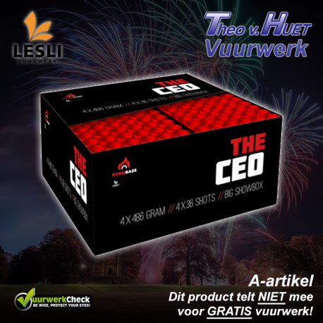 The CEO - Compound (127 Shots)