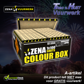 Zena Colour Box - Compound