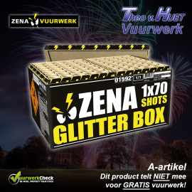 Zena Glitter Box - Compound  OP is OP