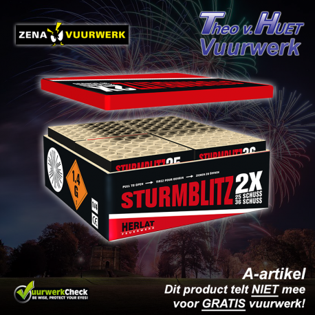 Sturmblitz - Compound
