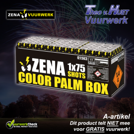 Zena Color Palm Box - Compound