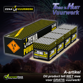 Zena Power Crackling Box - Compound