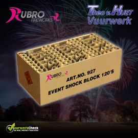 Event Shock Block 120's