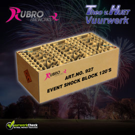 Event Shock Block 120s