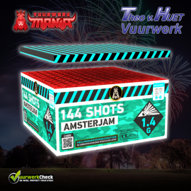 Amsterjam - Compound