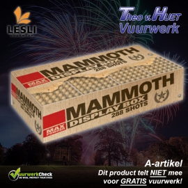 Mammoth Display Box 288 shots - OP IS OP !!