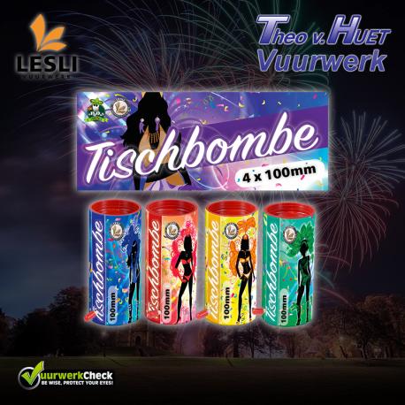 Tablebomb 10cm 4-Pack